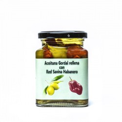 Aceituna Gordal con Red...